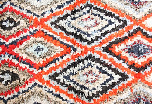 Tapis boucherouite www.lovmint.com