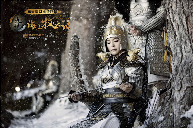 Zhang Jianing in Tribes and Empires: Storm of Prophecy