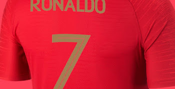 695b4c4fe Unique Nike Portugal 2018 World Cup Font Revealed