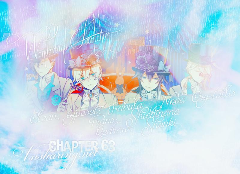 Pandora Hearts chương 063 - retrace: lxiii purpose trang 1