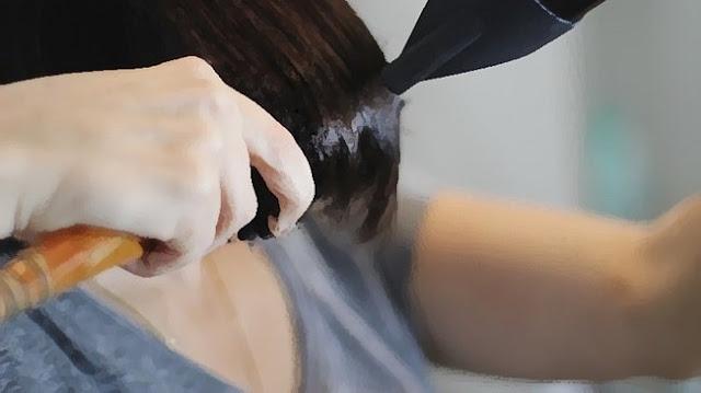 Cómo hacer el cabello hacía adentro