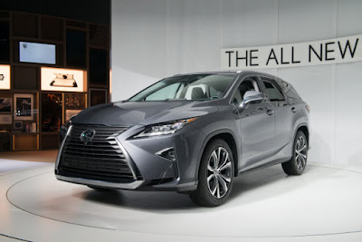 Lexus RX Hybrid 2018 Review, Specs, Price
