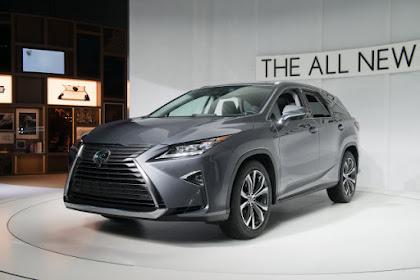 Lexus RX Hybrid 2018 Review, Specs, Price