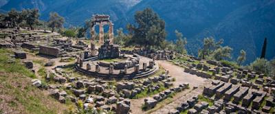 Τα ιερά τρίγωνα της Αρχαίας Ελλάδας στο BBC. Το μυστήριο πίσω από την τοποθεσία του κάθε ναού