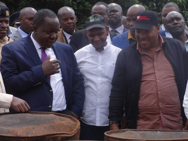 Kiambu Woos Addicts With 1500 Capacity Rehab