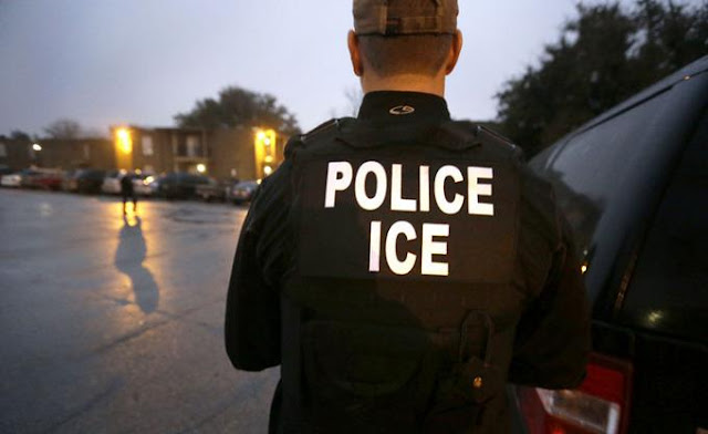 Redada antiilegales en Nueva Jersey, arrestan 18 dominicanos