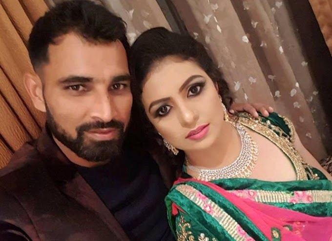 Mohammed Shami charged with sexual harrassment