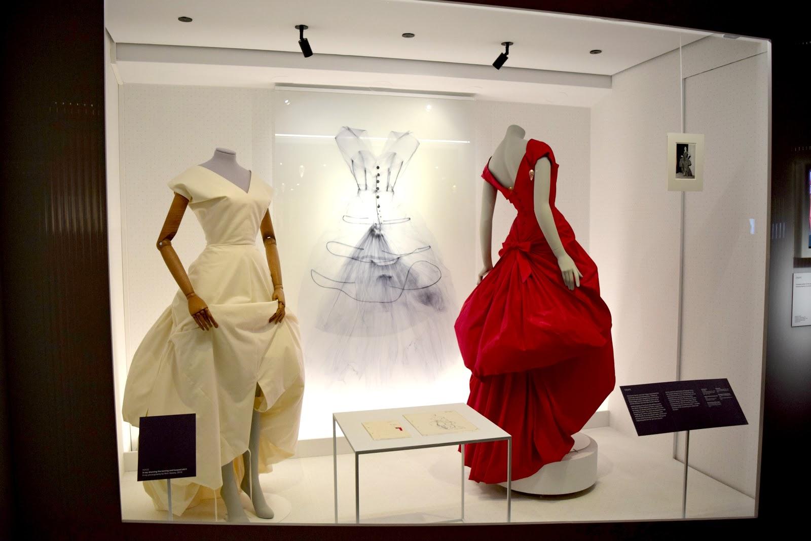 x-ray technology in fashion balenciaga exhibition london