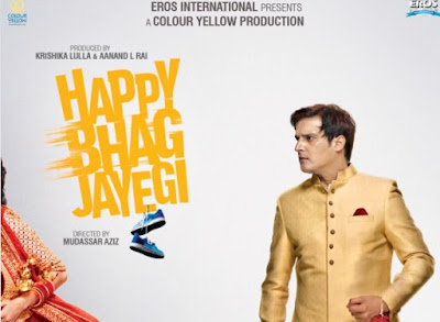 happy bhag jayegi wallpaper