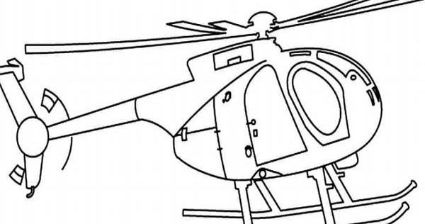 Gambar Mewarnai Helikopter - GAMBAR MEWARNAI HD
