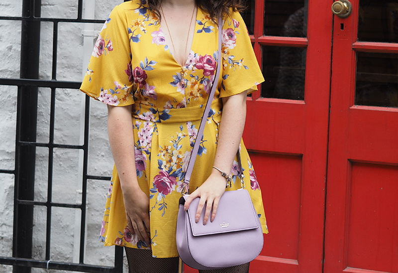 Glasgow Fashion Blogger Primark Summer 2017 Kate Spade | Colours and Carousels - Scottish Lifestyle, Beauty and Fashion blog