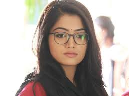 "Rashmika Replaces..... for ""Geetha"""