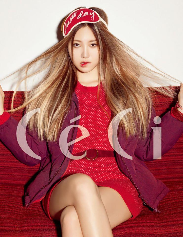 DIA Chaeyeon Profile - Daily K Pop News