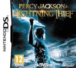 Percy Jackson & the Lightning Thief, NDS, Español, Mega, Mediafire