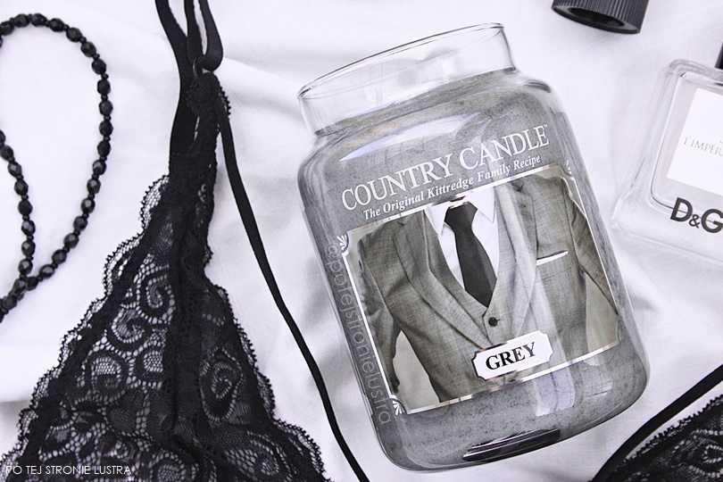 Country Candle Grey - tak pachnie seks