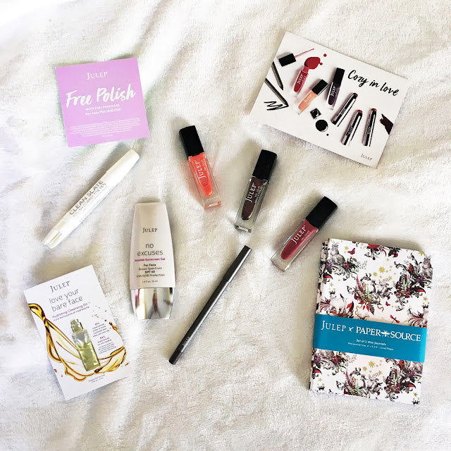 february 2017 julep maven subscription box