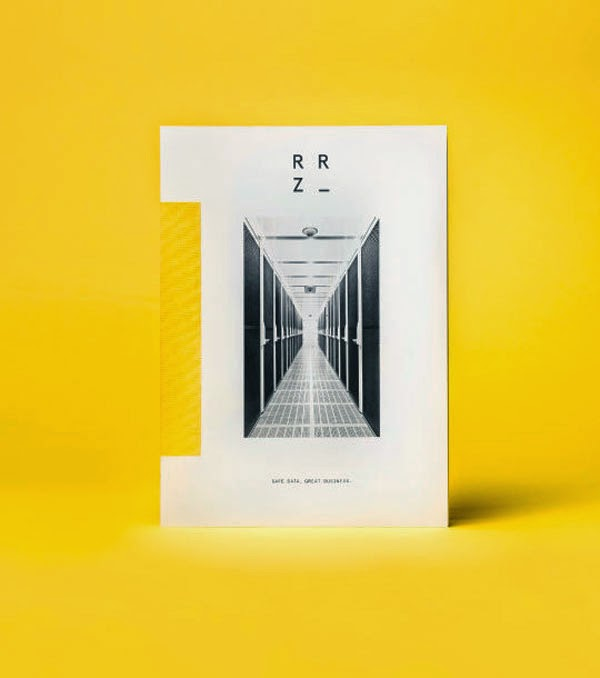 40 Truly Creative and Best Brochure Designs Ever - Jayce-o-Yesta