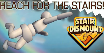 Stair Dismount Apk (MOD, Unlocked) for Android