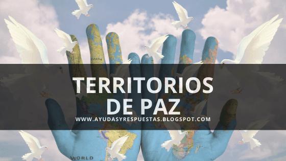 ensayo sobre terrritorios de paz