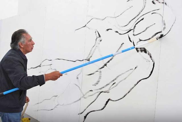 Pintores, artistas