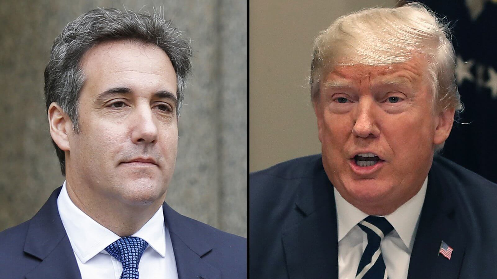 Cohen claims Trump knew in advance of 2016 Trump Tower meeting