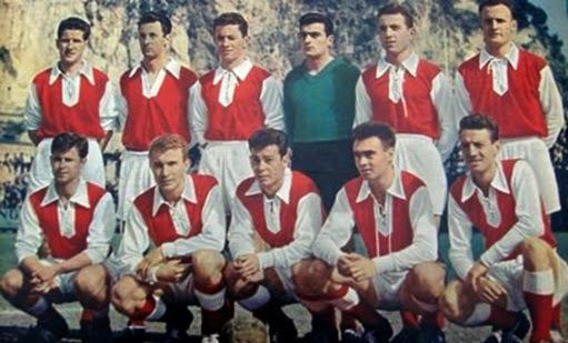 O Stade Reims dos anos 50