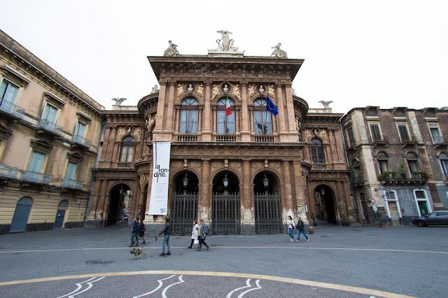 Catania-Teatro Massimo