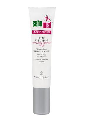 Sebamed Age-Defense Q10 Lifting Eye Cream, Krim untuk Perawatan Mata
