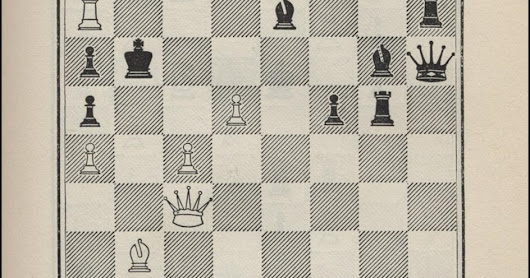 Solutions to the chess problems