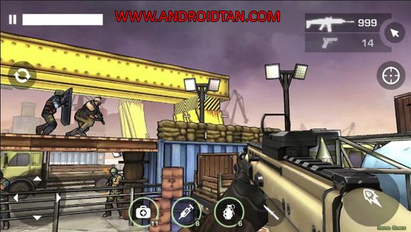 ter aru kepada kalian semua sehingga kalian sanggup mempunyai game Major GUN 2 War On Terror Mod Apk v3.9.8 Unlimited Money/Medal Terbaru