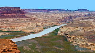 Colorado river (Credit: Education Images/UIG via Getty Images) Click to Enlarge.
