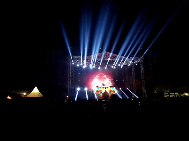 Sunburn Kolkata 2017 With Jai Wolf & DJ KSHMR 5