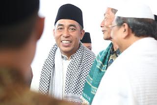 <b>Sukses Bangun NTB, Mori Hanafi Dukung TGB Maju Sebagai Cawapres</b>