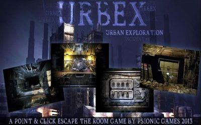 Urbex - Jeu FPS / Horreur sur PC