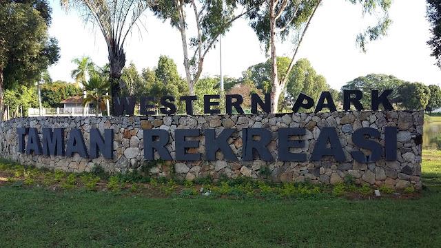 Taman Rekreasi Westren Park