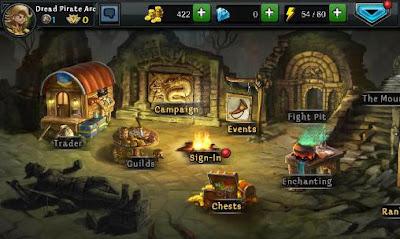 DragonSoul Apk Mod Unlimited Resources Terbaru Gratis