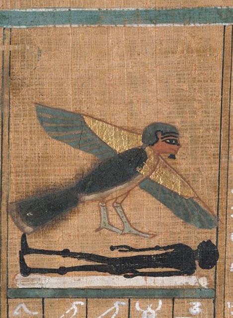 Khonsuemheb y el fantasma, historia de fantasmas del antiguo Egipto