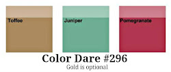 Color Dare #296 - Closes Thur June 21st