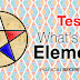 Test: What's Your Element? How to define what's my primary Element.