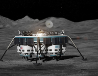 Nine US Companies are chosen by NASA to bid on Flying to Moon.