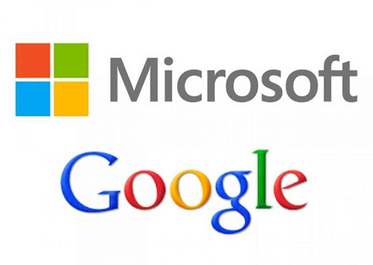 Google and Microsoft hit Pirate Websites Removed on Front Page
