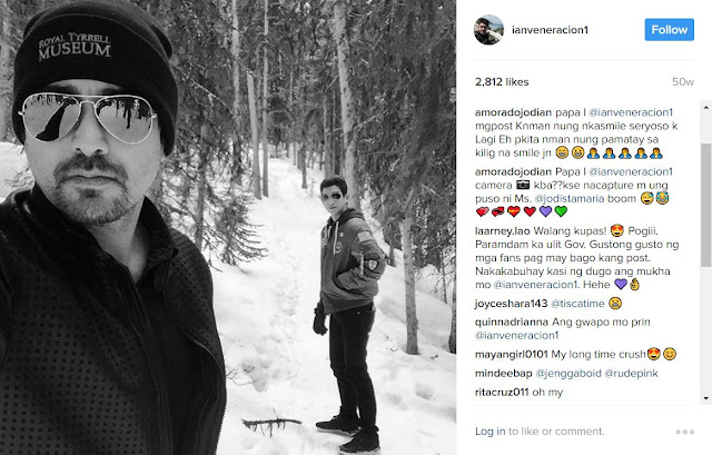 Stop What You're Doing And Take A Look At Ian Veneracion's Bae-Worthy Son Draco.