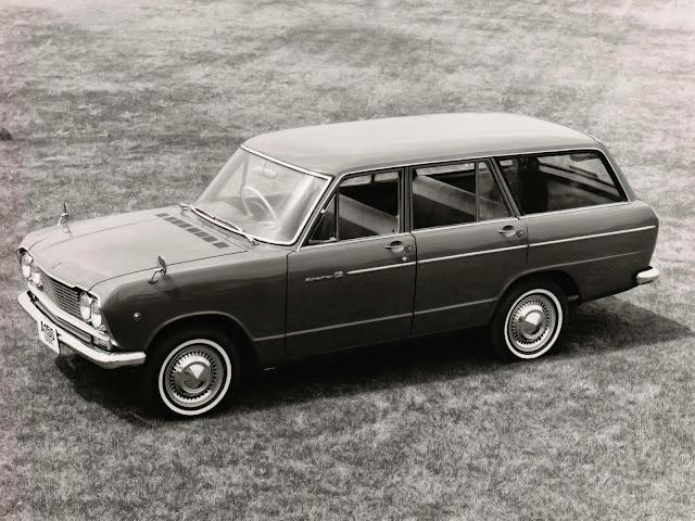 Nissan Skyline 1500 Van