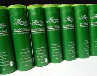 Shampoo Marine Essence Garam Buluh