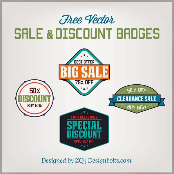 Sale & Discount Badges