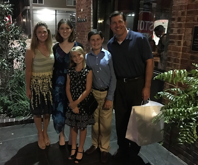 The5Jones at Brennan's in Houston