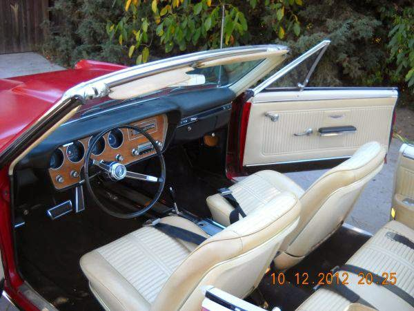 1966 Pontiac GTO Convertible for Sale - Buy American Muscle Car