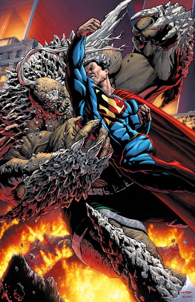 superman doomsday dc comics death of superman