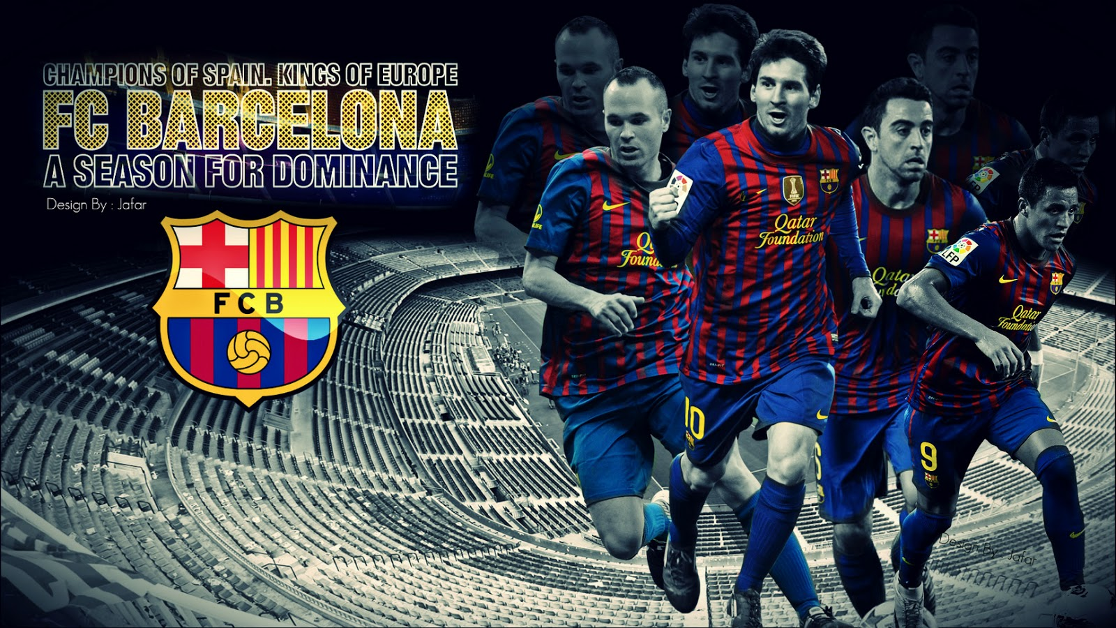 Trololo Blogg Fc Barcelona Hd Wallpapers