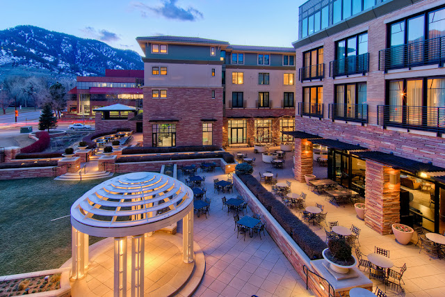 St Julien Hotel and Spa Boulder